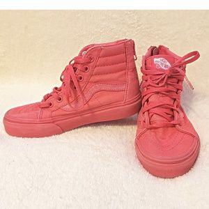 Vans Sk8-Hi Pink Sneakers